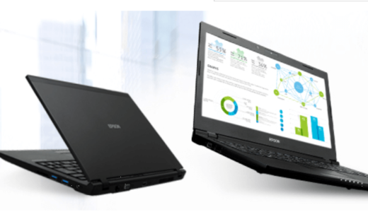 Epson Endeavor NA512E|ハイスペックノートPCの比較レビュー